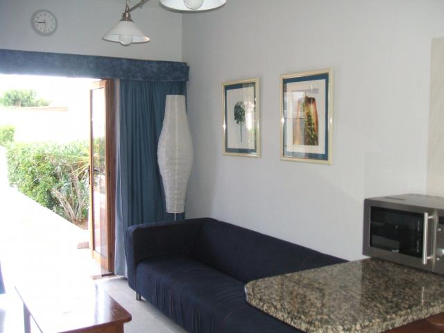Lounge with large sofa - Number 83 Los Arcos, Playa del Ingles, Gran Canaria